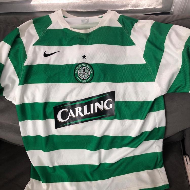 new styles ff2fe f4126 Celtic FC Jersey