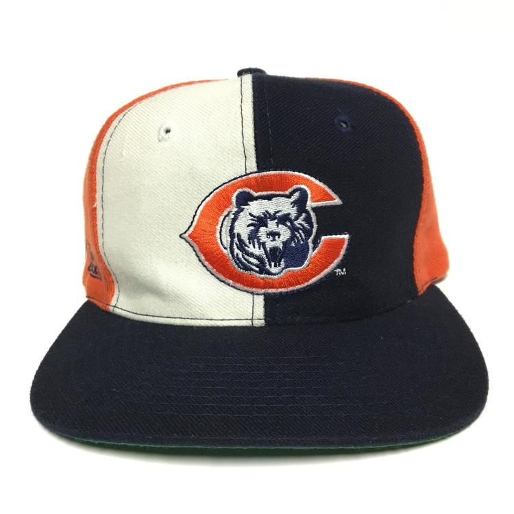 32bd64564baeb Vintage Chicago Bears Snapback hat. Related Items