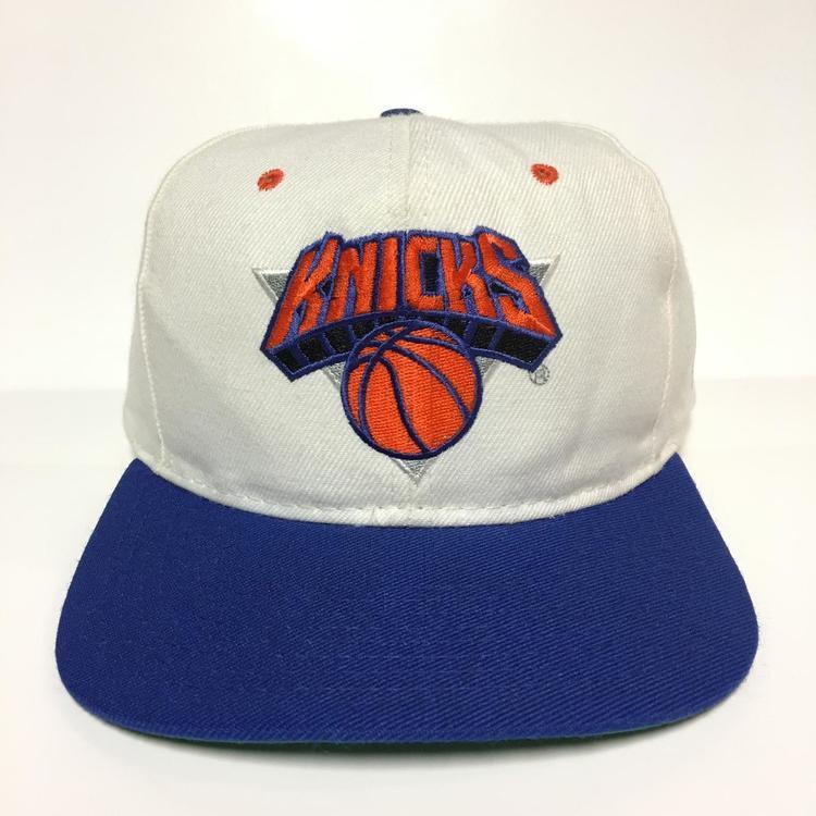 ... vintage new york knicks snapback hat 7b51228667a