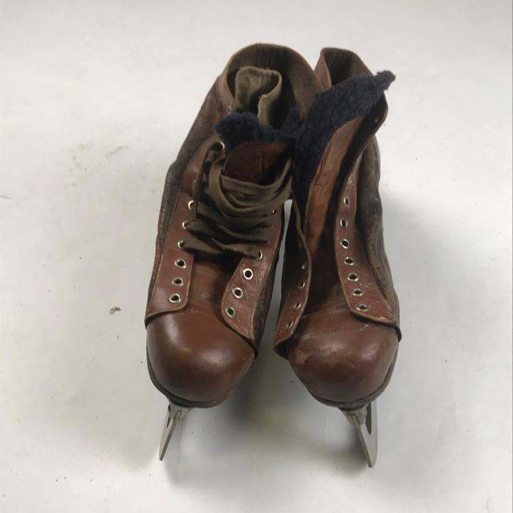 CCM Vintage Antique Leather  708a9ac81