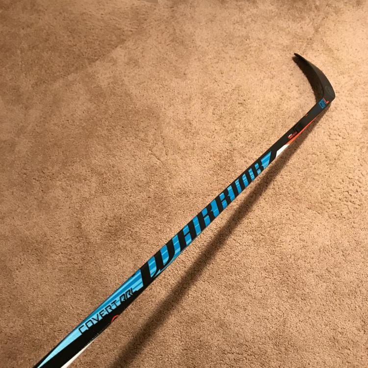 Hockey Stick Brands: Warrior Brand New Covert QR1 Right-Handed 85 Flex