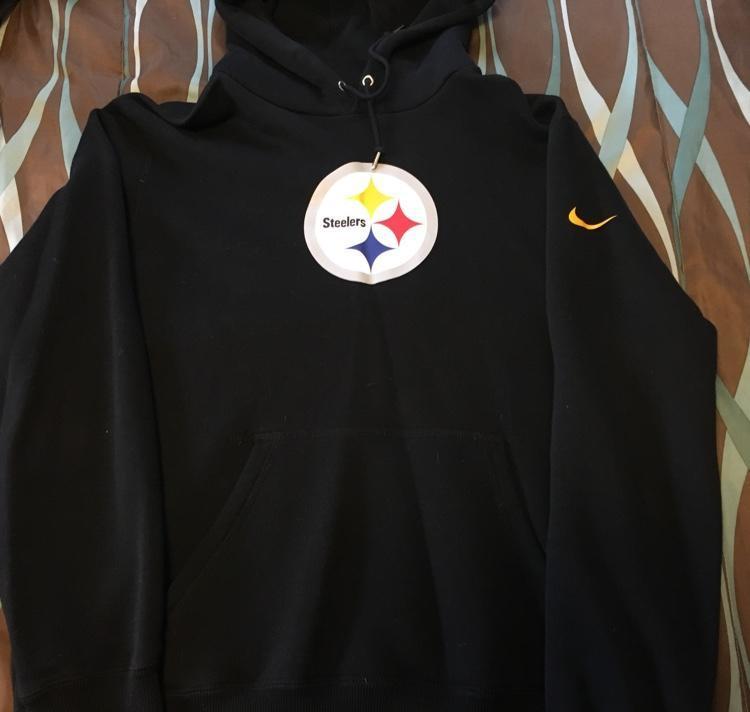 online retailer 2ef63 2d05b Pittsburgh Steelers NFL Nike Hoodie