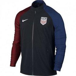 57b312357ef Authentic Nike USA Soccer Elite Revolution Woven Men s Jacket Men s Large