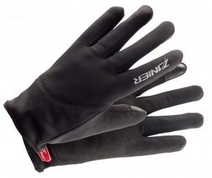 Zanier MEN'S FROST WINTER GLOVES (BLACK) (MEDIUM 8.5