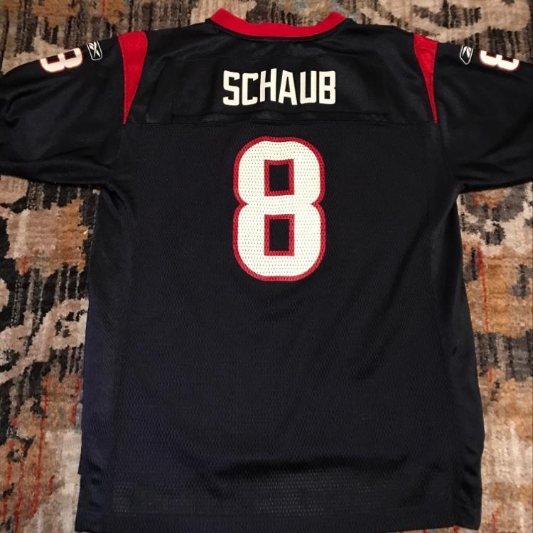 Matt Schaub Texans Jersey | SidelineSwap