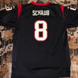 Matt Schaub Texans Jersey