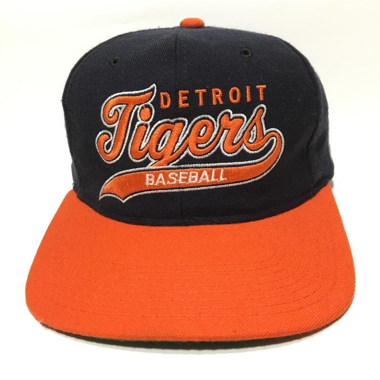 e51849029049b low cost vintage detroit tigers snapback hat a7545 7eb5e  order vintage  detroit tigers starter snapback 82900 65765
