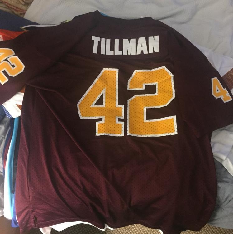 newest 0d33c 8fde9 pat-tillman-arizona-state-jersey