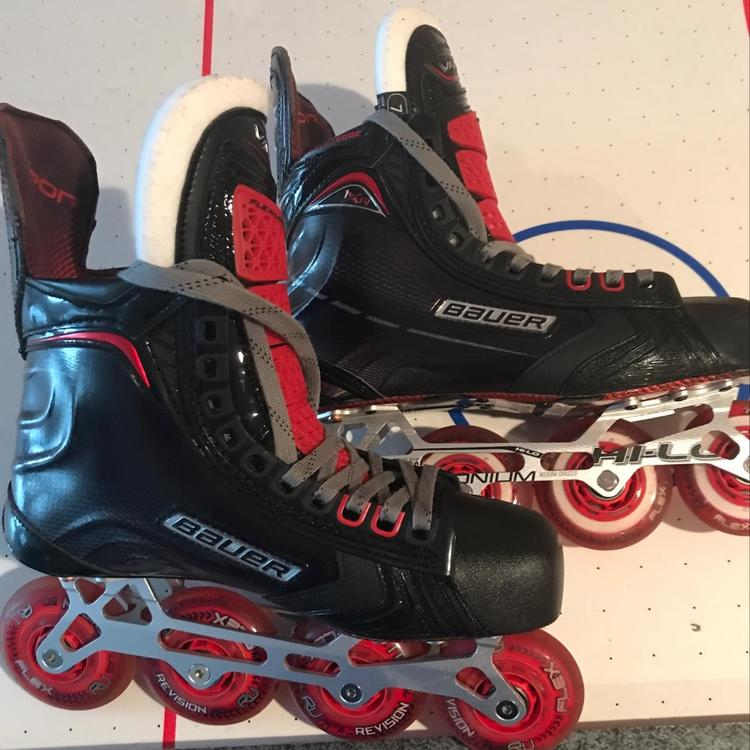 3aa3887fc66 Bauer Vapor 1xr Inline Skates Size 7D (Willing to Bargain)