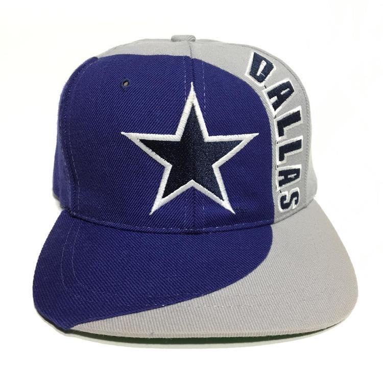866782154 Vintage Dallas Cowboys Snapback Hat