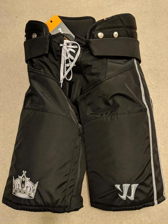d1cc2aa26a1 Warrior Covert QRL Pro Stock Pants - NEW with TAGS - Sr. Medium +1 - LA  Kings