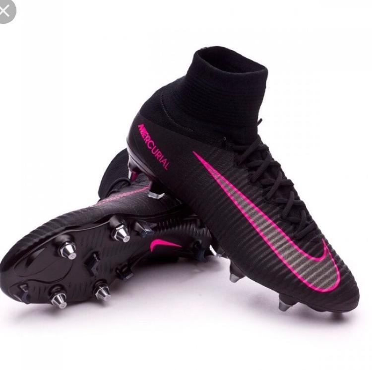 buy online 3b71d b3699 Nike Mercurial Superfly SG Black