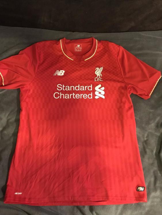 buy online 0e252 e44d6 NB Liverpool Jersey (XL)