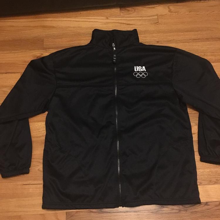 New TEAM USA OLYMPICS Jacket