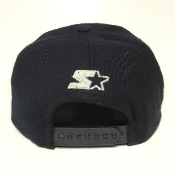 712a176b ... promo code for vintage notre dame starter arch snapback hat sold c3fe9  d27c0