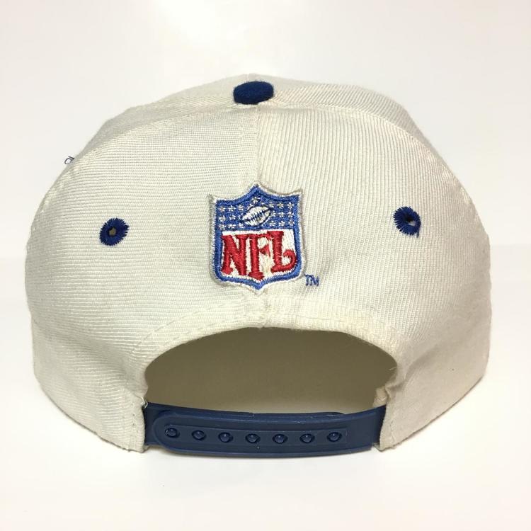 fd3103e8 Vintage Dallas Cowboys Logo Athletic Sharktooth Snapback Hat | SOLD |  Football Apparel | SidelineSwap