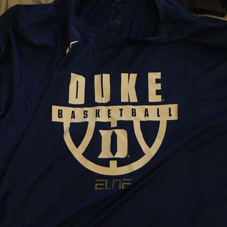 low priced bea06 518bf Duke Basketball Shirt