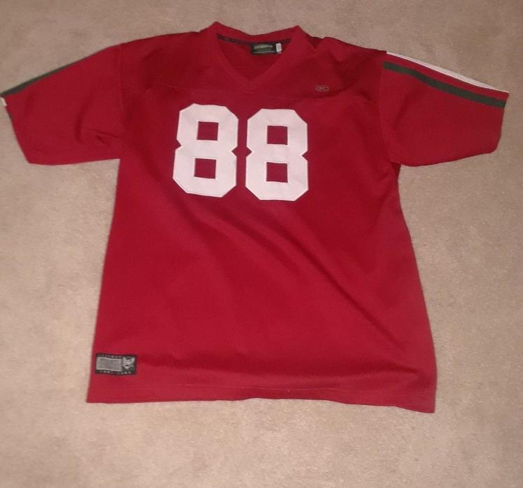 innovative design b0a9d 3935a CampusWear Legends Jerry Rice Mississippi Valley State Throwback Jersey  Size 3XL
