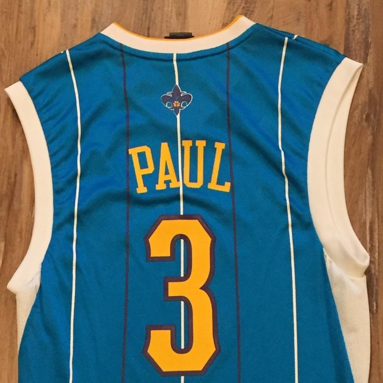 best service 7ef3d d7263 usa chris paul nola jersey 9aed7 3c5ad