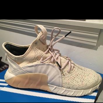 Cheap Adidas tubular runner off white zstenis