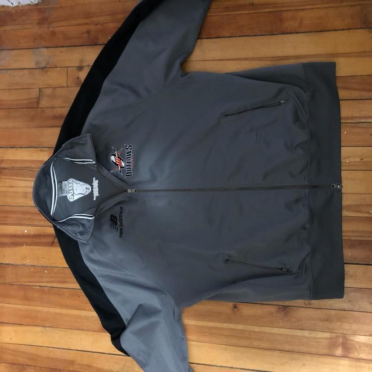 Denver Outlaws Team Issued Track Jacket