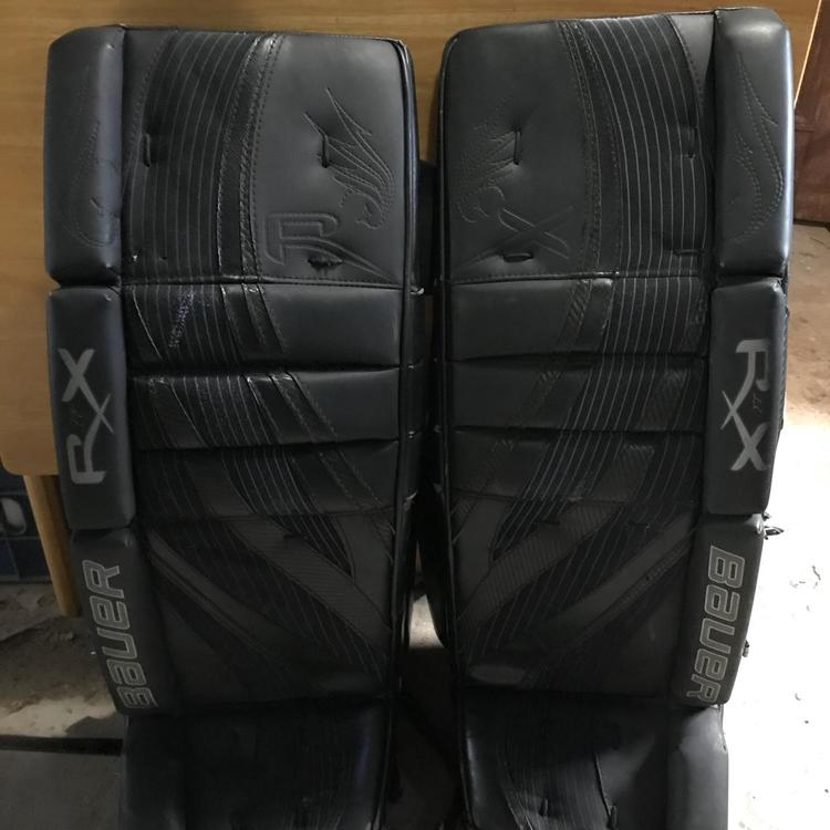 Bauer RX8 Limited Edition Goalie Pads 32+1