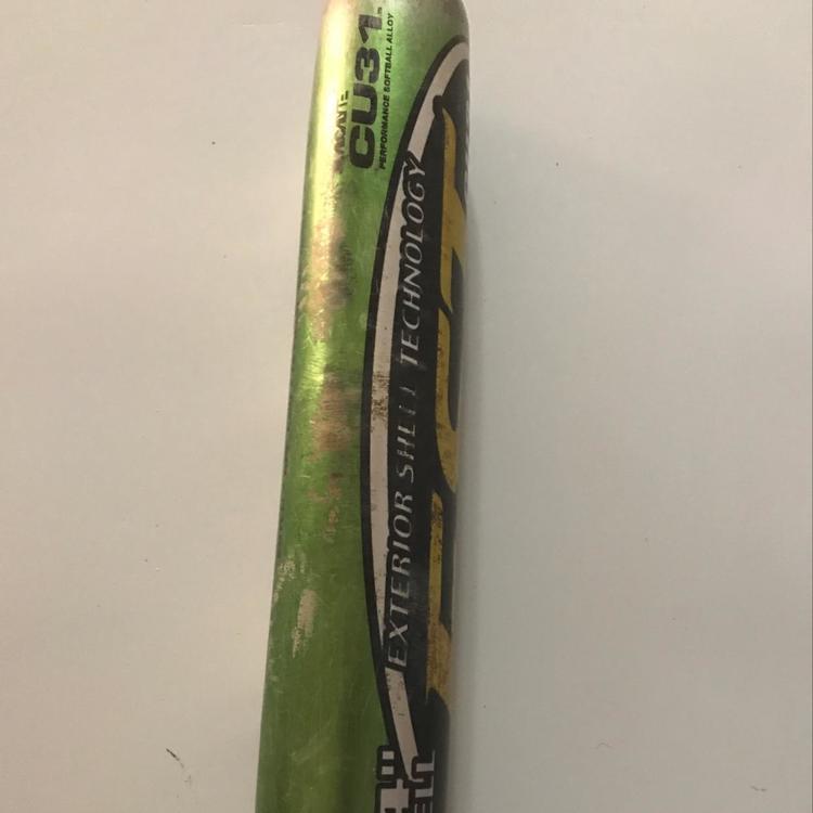 "Worth EUC EST CU31 14"" Shell Slow Pitch Bat | SOLD | Softball Bats |  SidelineSwap"