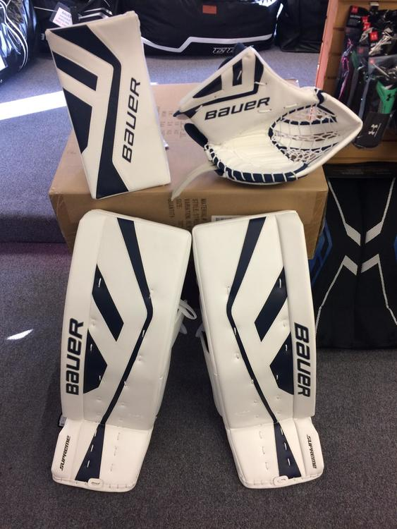 New Bauer Supreme One 9 Pads 35 2