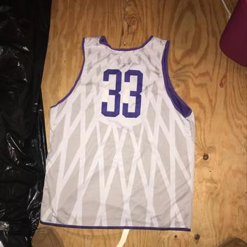 d288feb07e632 Nike Holy Cross Practice Jersey | SOLD | Basketball Apparel ...