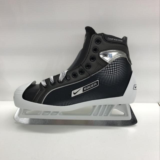 Nike Hockey Gloves: Bauer Nike Supreme One55 Senior 7 D New