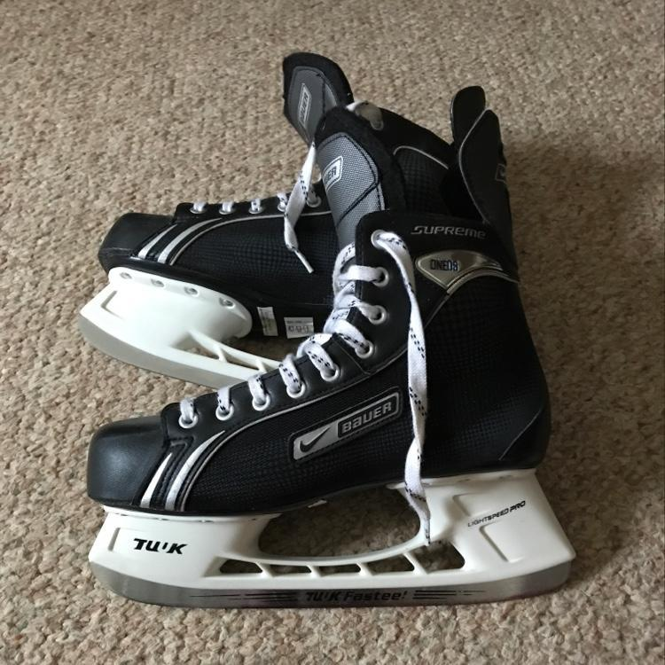 Bauer Supreme One05 | SOLD | Hockey Skates | SidelineSwap