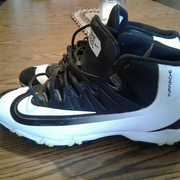 mike trout molded baseball  mens basketball sneakers