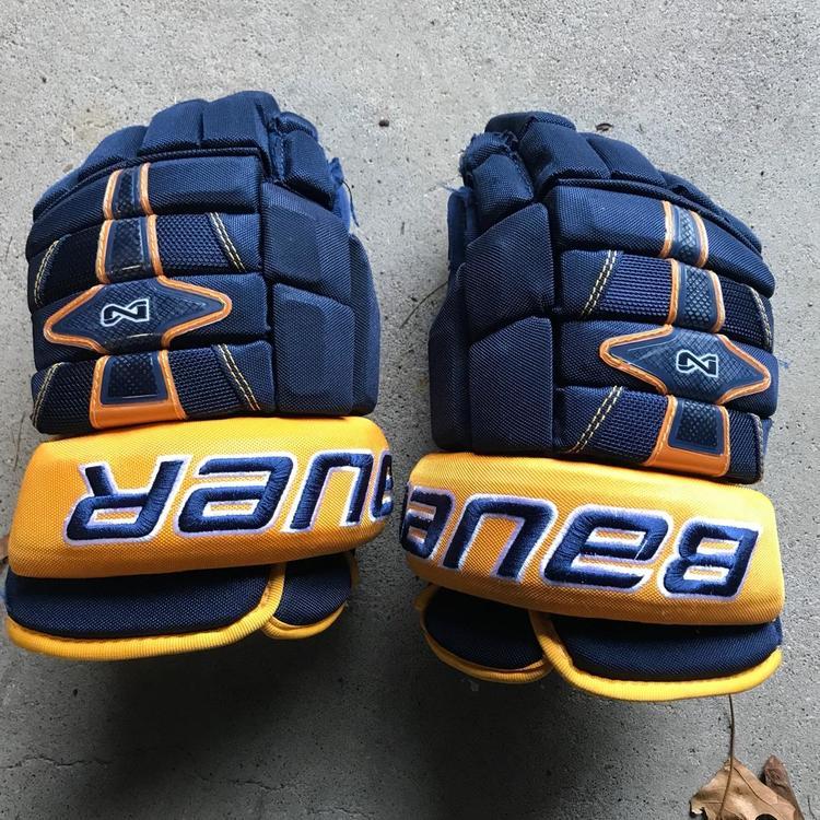 736149a39c3 Bauer Nexus N9000 Hockey Gloves