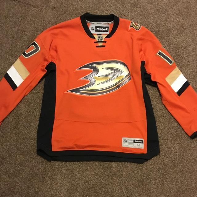 detailed look f5a14 03c07 Anaheim Ducks Stadium Series Jersey