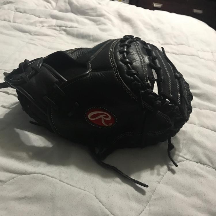 Rawlings Catchers Mitt Gold Glove Gamer Expired Baseball Gloves
