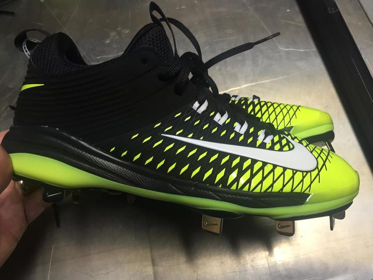 14aa78a0c63e New Nike Lunar Mike Trout 2 cleats Size 8.5