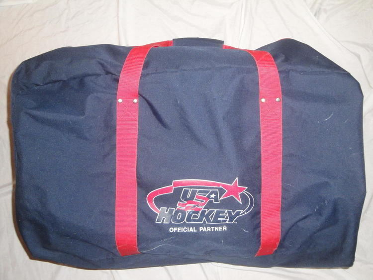 USA Hockey Nike Hockey Player Bag 5ad0117bc4d07
