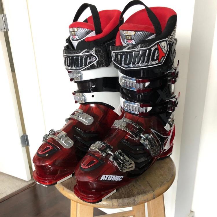 sports shoes bfc5b cdc6d LIKE NEW 2013 Atomic Hawx 120, Men's 29.0-29.5