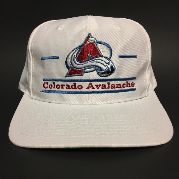 728641b090c Vintage Colorado Avalanche Snapback Hat