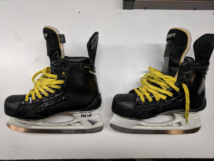 Bauer Supreme Total One Nxg Skates - Just Me And Supreme