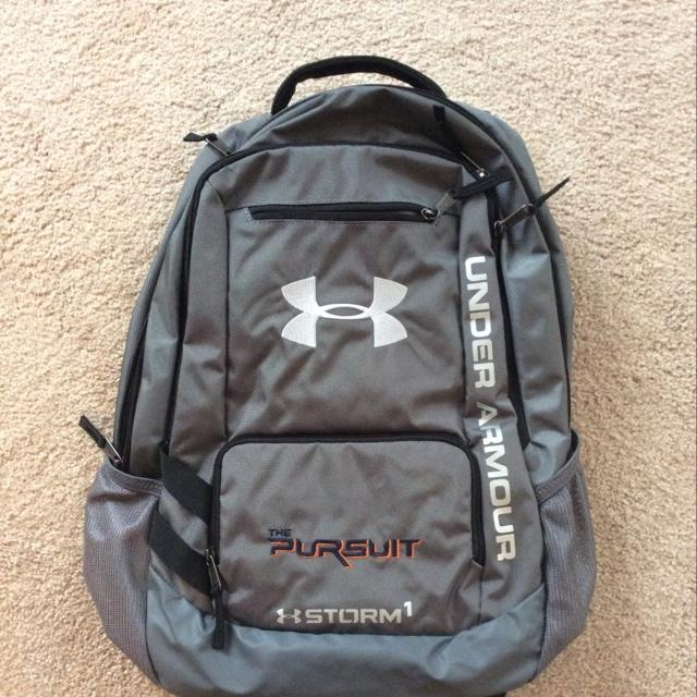 b9a848a5aa56 Under Armour The Pursuit- Storm 1 Backpack