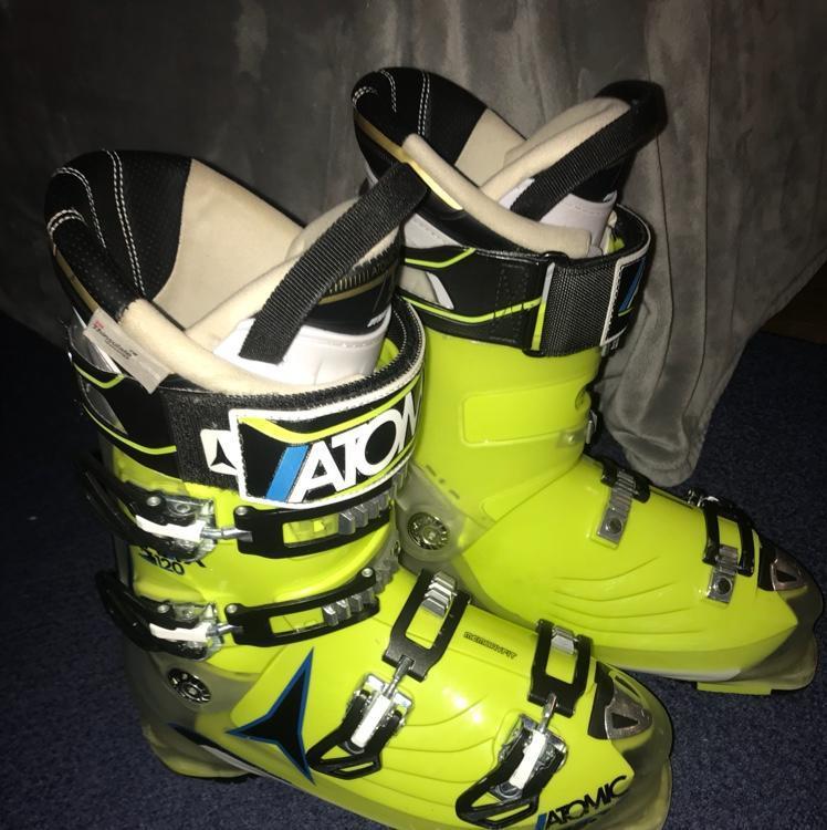 the best attitude 8c4ca aa342 Atomic Hawx 120 Ski Boots 28.5
