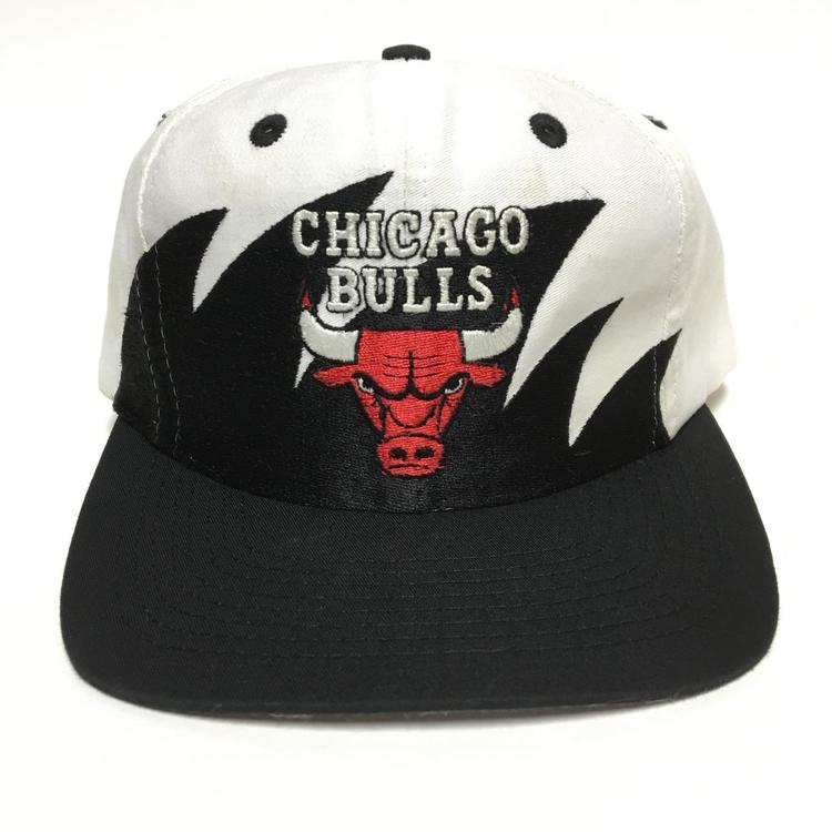 Vintage Chicago Bulls Sharktooth Snapback Hat - SOLD 65493cb4cc6