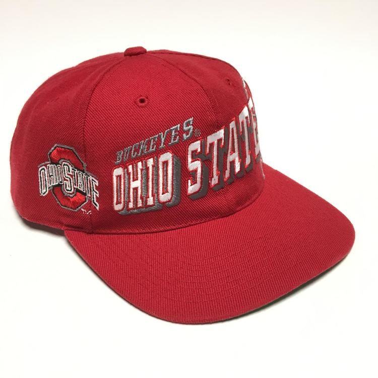bb92087d5de ... canada vintage ohio state buckeyes snapback hat b60e9 deeac