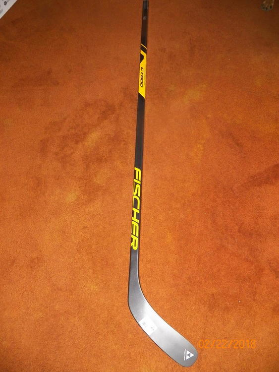 New Fischer Ct800 Senior Right Handed Composite Hockey
