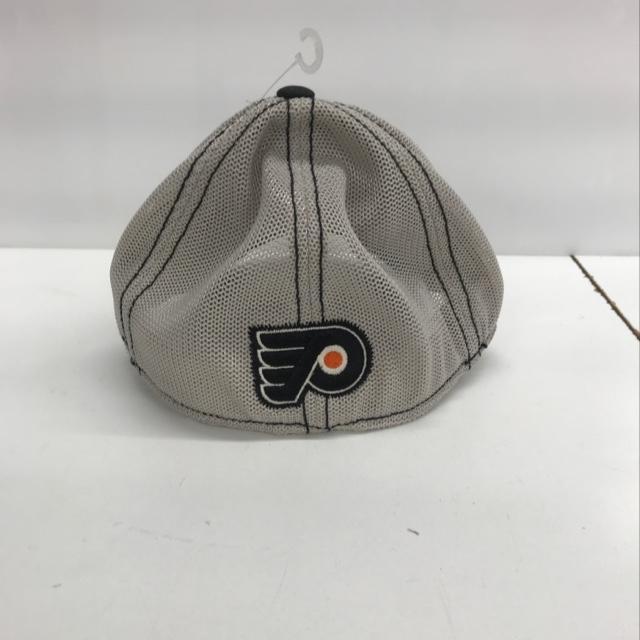 63e09e4e9db94f CCM Distressed Meshback Fitted Philadelphia Flyers Hat Small/Medium New    Hockey Apparel, Jerseys & Socks   SidelineSwap