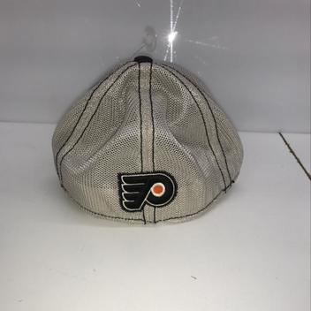3b200eaed041e8 CCM Distressed Meshback Fitted Philadelphia Flyers Hat Small/Medium New.  Related Items