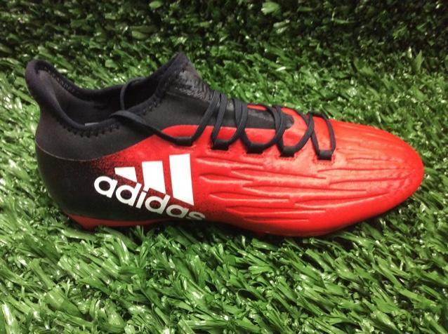 check out 2f423 972ba Adidas X 16.2 FG Sz: 8.5