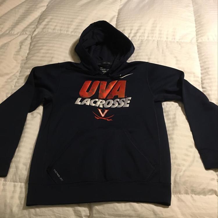 Virginia Cavaliers Lacrosse Youth Hoodie