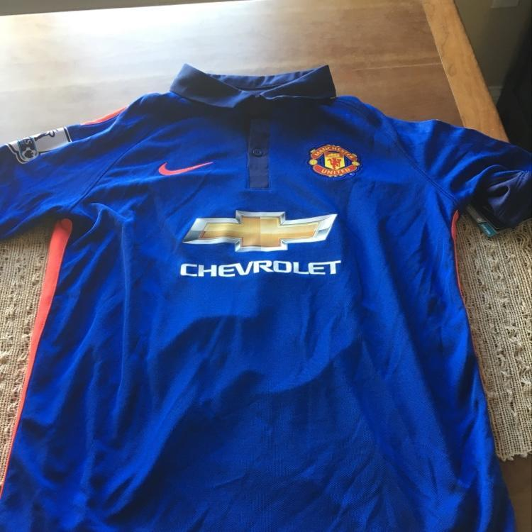 purchase cheap f04d8 4f7f2 Wayne Rooney 3rd Kit Manchester United